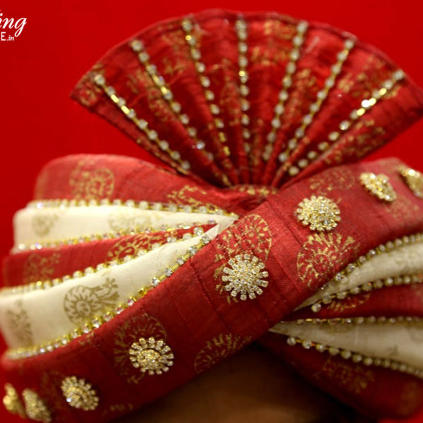 topi-orange-cream-wedding-shopping-online